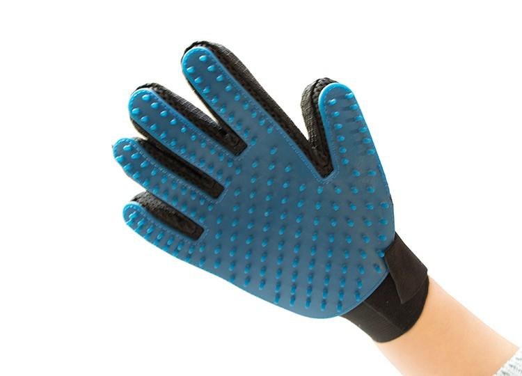 Массажная перчатка своими руками