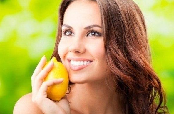 Применение лимона в быту для красоты