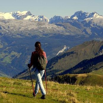 Скандинавская ходьба: как правильно ходить, как ходить зимой, ошибки новичков