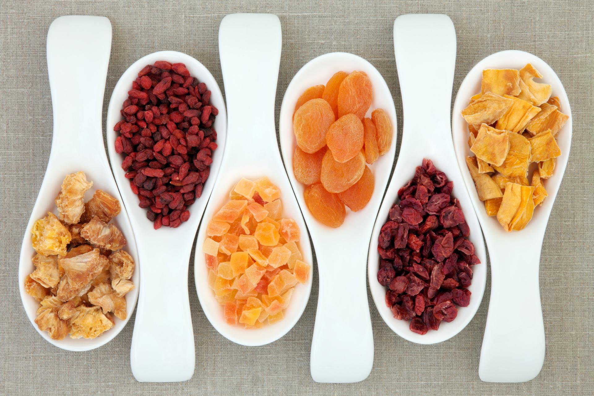 сухофрукты витамины