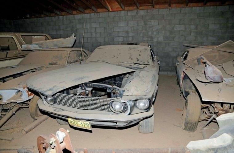 старый авто