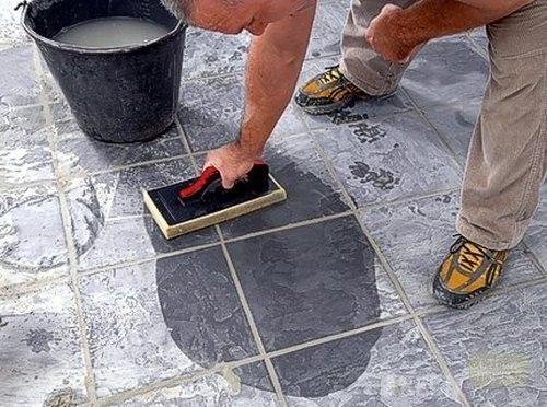 отмыть цемент после ремонта