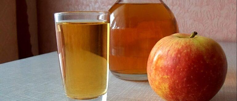 яблочный самогон своими руками