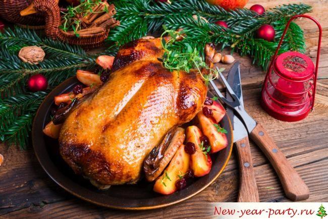 Что должно быть на Новогоднем столе 2020? Рецепты от Крысы!