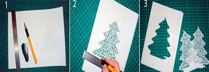 Игрушки на Новый год из бумаги своими руками, мастер-класс