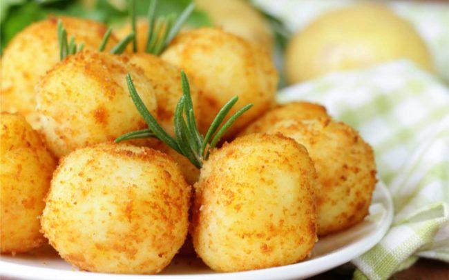 Картошка на Новый год 2020