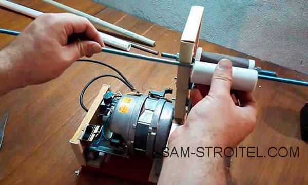 Ленточный шлифовальный станок своими руками без токарных работ (19 фото и описание)