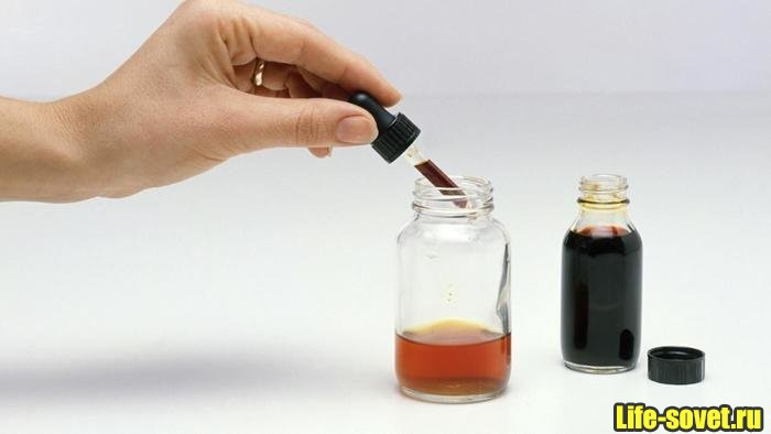 Маска для ногтей с йодом в домашних условиях