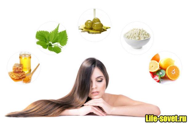 Маска для волос рецепт домашний