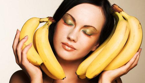 Маски для лица из банана в домашних условиях
