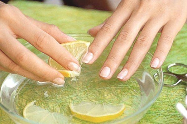 Маски для ногтей в домашних условиях укрепляющие