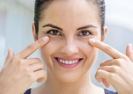 Маски от морщин вокруг глаз в домашних условиях