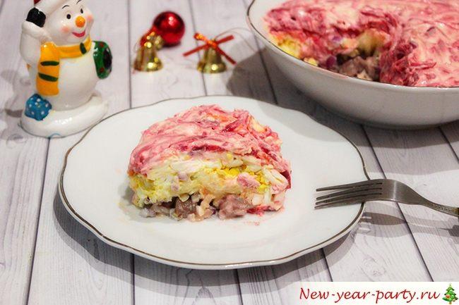 Новогоднее меню Россиян: Топ-10 Новогодних блюд 2020
