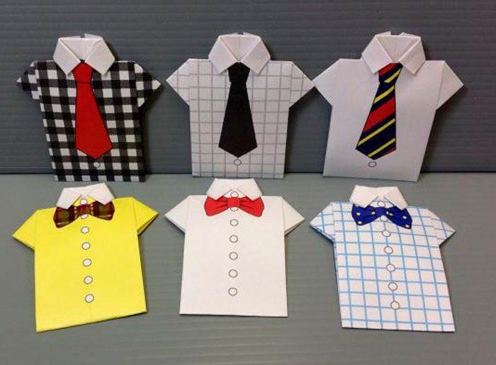 еще много открытка рубашка с галстуком своими руками пошаговая решил поделиться