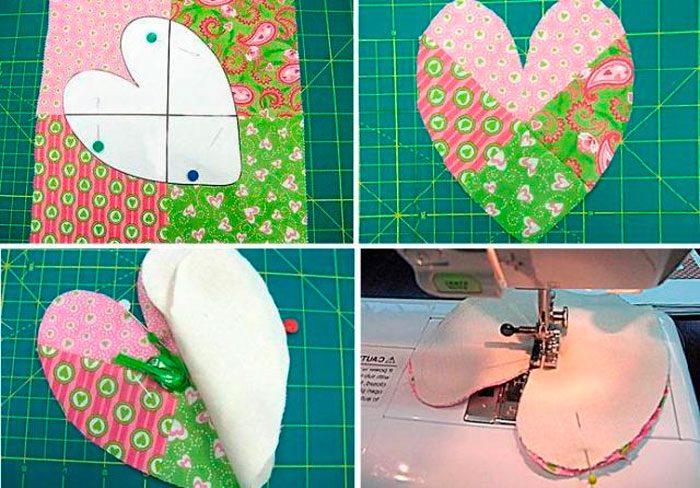 Поделки из лоскутков ткани своими руками, идеи с фото примерами