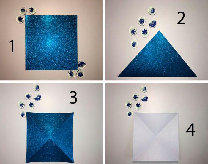 Рыбки оригами: пошаговые инструкции для детей