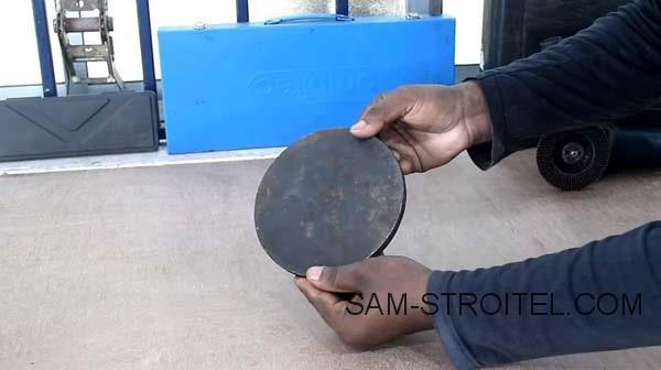Съемник подшипников сделанный своими руками