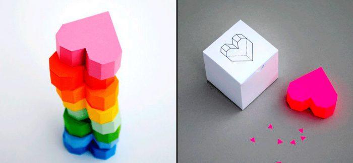 Сердечки из бумаги своими руками, бумажные поделки оригами