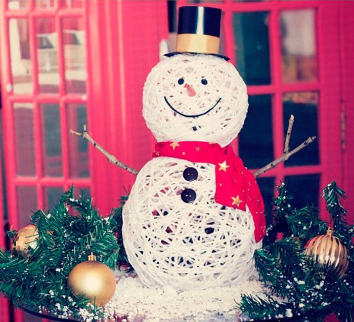 поделки на новый год снеговики фото видите, нет такого