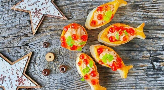 Закуски на Новый год 2020, новые рецепты с фото