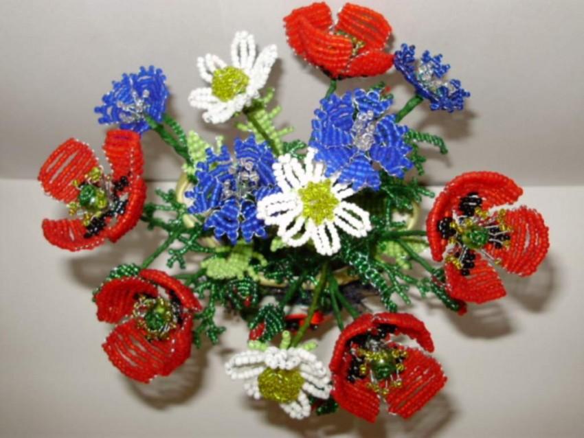 95 фото лучших идей создания цветов и украшений из подручных средств