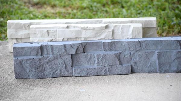 Имитация камня на стене своими руками » Изобретения и самоделки
