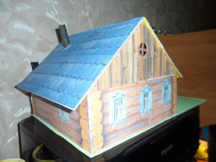 Поделка домик - 75 фото как сделать декоративный домик из подручных средств