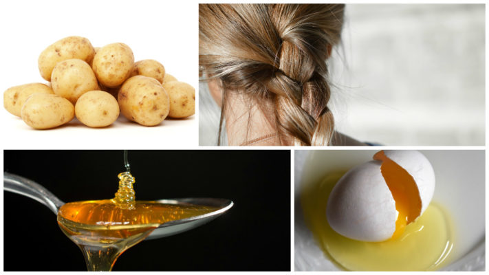Маска для волос на ночь лучшие рецепты