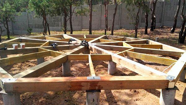 Беседка своими руками из дерева 20 фото пошагового строительства