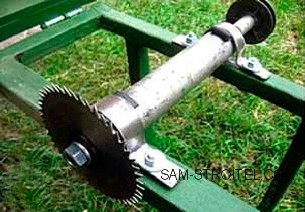 Самодельная циркулярная пила: фото и описание конструкции