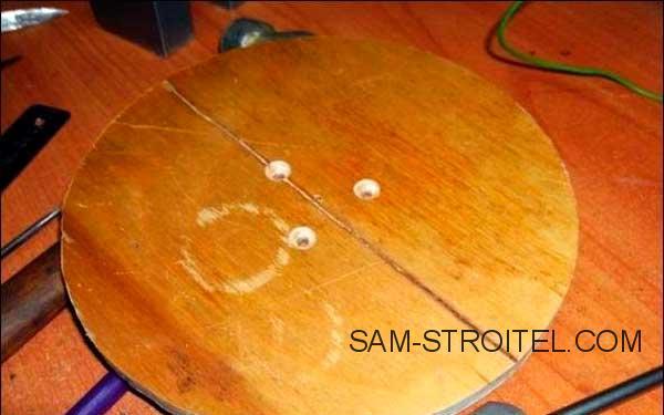 Шлифовальный станок по дереву своими руками: фото и описание изготовления