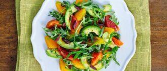 диетические фрукты овощи