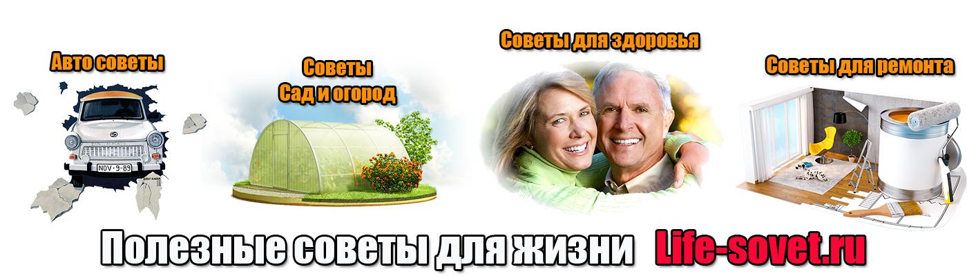 Лайф Советы-Полезные советы для жизни